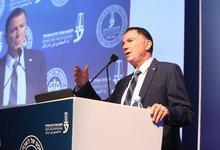 """יו""""ר הכנסת בועידת המשפט: """"הפרדת הרשויות בישראל היא אגדה בלבד"""""""