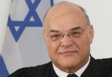 """השופטים אהרן פרקש ואברהם אברהם מונו לנשיאי ביהמ""""ש המחוזיים בי-ם ובנצרת"""