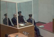 """השופט גבריאל בך בכנסת: """"יש התעניינות גוברת במשפט אייכמן, גם לאחר 50 שנה"""""""