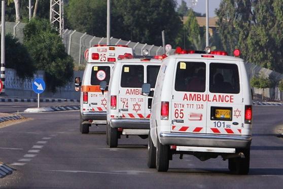 """מד""""א תשלום פיצויים בסך 283,000 ₪ לעיזבונו של מנוח שנפטר במהלך נסיעה באמבולנס , צילום: תמונה: getty images Israel"""