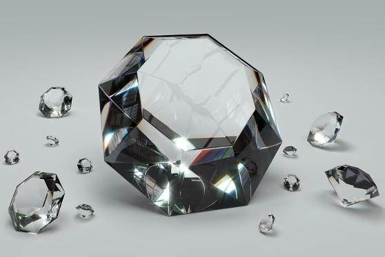 העליון בביקורת על המחוזי: הסיק מסקנות סותרות לגבי שוד יהלומים מבוים , צילום: יהלומים. צילום: pixabay