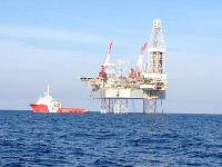 """עתירה לבג""""ץ: מידע על הגז בישראל עובר למשקיעים זרים אך מוסתר מהציבור, צילום: אסדת קידוח מול חופי ישראל. צילום: רז ויזנגרין"""