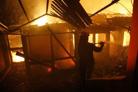 """ביהמ""""ש: מפקד קורס הצוערים בעת השריפה בכרמל – יקודם בתפקיד ובדרגה, צילום: getty images israel"""
