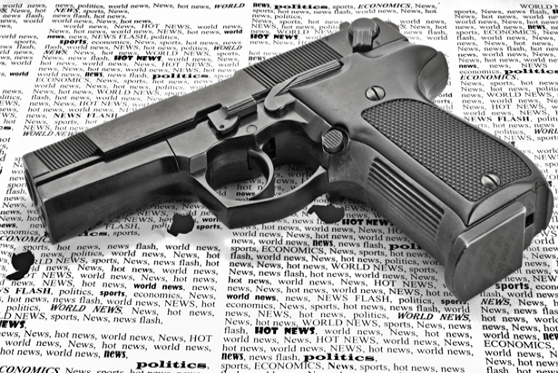 נדחה ערעורו של גבר שרישיון הנשק שלו נשלל מחשש למסוכנות כלפי אשתו, צילום: getty images israel