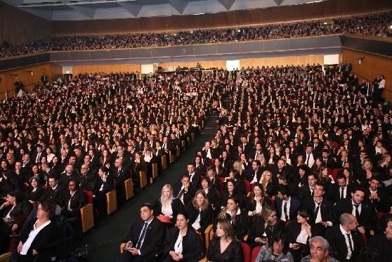 הערב: 1,358 עורכי דין חדשים יוסמכו בבנייני האומה