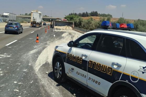 """נתפס על נהיגה בפסילה ודרש לחשוף """"מערכת סודית"""" של המשטרה לתיעוד רכבים , צילום: צילום: דוברות משטרת ישראל"""