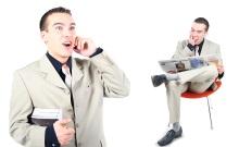 """""""הלקוחות לא מגיעים לעורך דין הטוב ביותר אלא לזה שהתקשורת הכתירה כמומחה"""", צילום: צילום: thinkstock"""