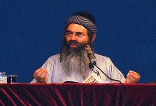 הרב אמנון יצחק. צילום: משה הלוי