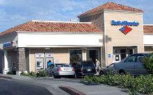 סניף טיפוסי של בנק אוף אמריקה בלוס אנג'לס. צילום Coolcaesar