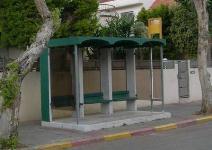תחנת אוטובוס. צילום: באדיבות אתר נגישות לשירות