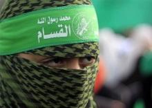 פעיל חמאס. צילום: Getty images Israel