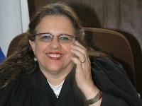 השופטת הילה גרסטל. צילום: הנהלת בתי המשפט