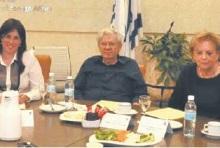 מור דואק, משרד החוץ