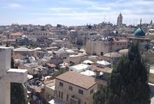 העיר העתיקה בירושלים. צילום: שלומי מישלי, ישראפיק