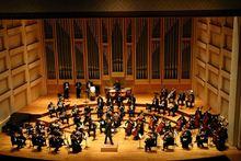 התזמורת הסימפונית של דבלין. צילום: Derek Gleeson