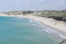 חוף פלמחים. צילום: Yoav Dothan