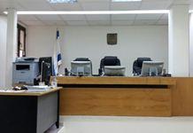 """אולם דיונים של ביה""""ד הרבני. צילום: דוברות בתי הדין הרבניים"""