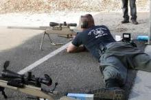 מדריך ירי במשטרה, צילום: דוברות