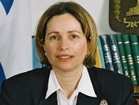 השופטת שושנה אלמגור. צילום: הנהלת בתי המשפט