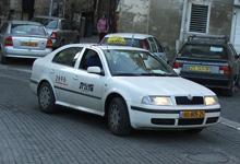 מונית. צילום אילוסטרציה: krokodyl, ויקיפידיה בעברית