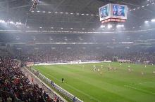 אצטדיון כדורגל. צילום: Friedrich Petersdorff