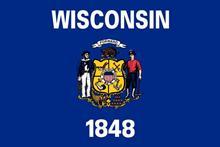 דגל מדינת ויסקונסין