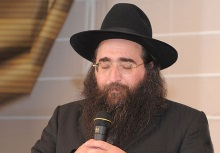 הרב יאשיהו פינטו. צילום: GFDL