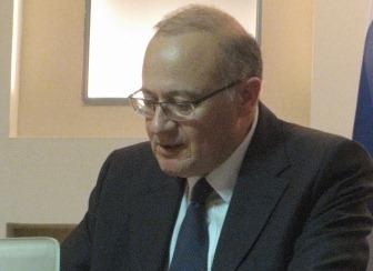 השופט יוסף אלרון. צילום: באדיבות דוברות בתי המשפט